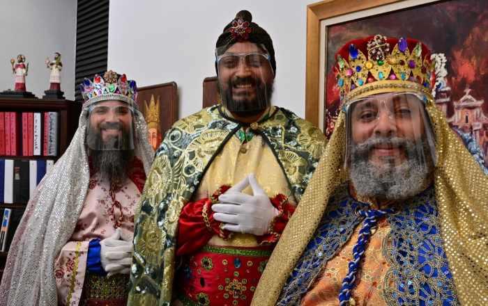 En pandemia y sin ella los Reyes dirán presente