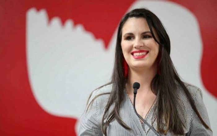 Ada Álvarez Conde en búsqueda de la presidencia de la OMP