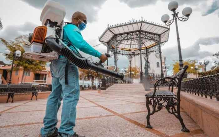 Ofensiva en Barranquitas para frenar casos de COVID