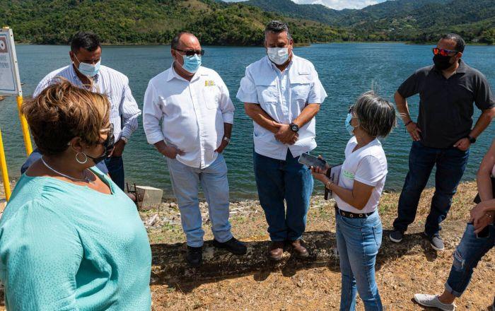 Aprueban fondos para reforzar la represa de Patillas