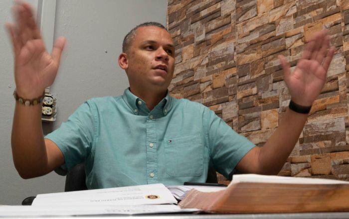Alcalde de Guánica asegura que escuelas estarán listas para el regreso a clases