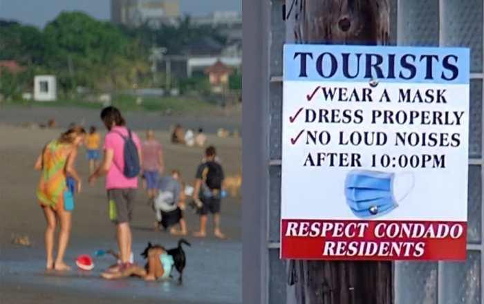 San Juan establece planes para atender el desenfreno de algunos turistas