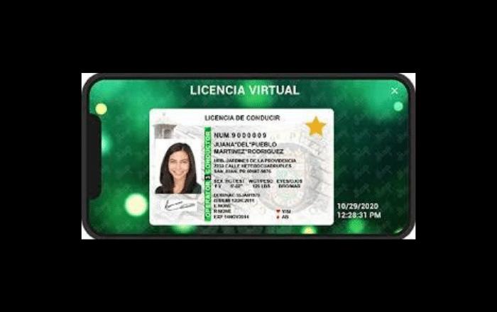 Secretaria del DTOP recalca validez de Licencia Virtual