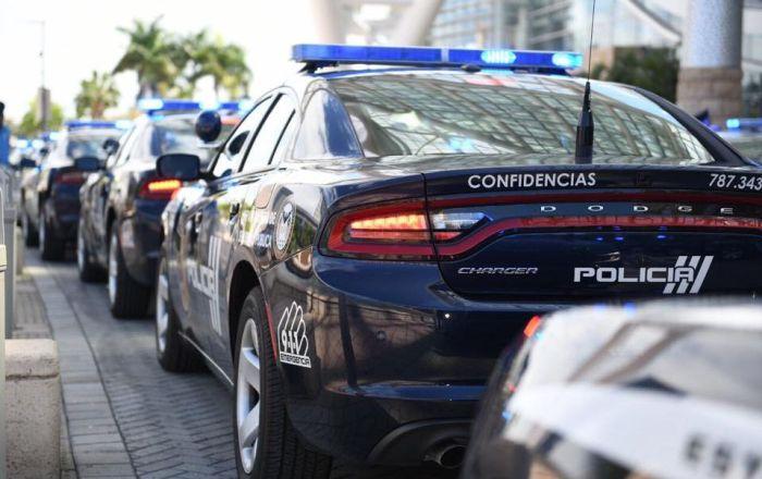 Chocan contra un Policía