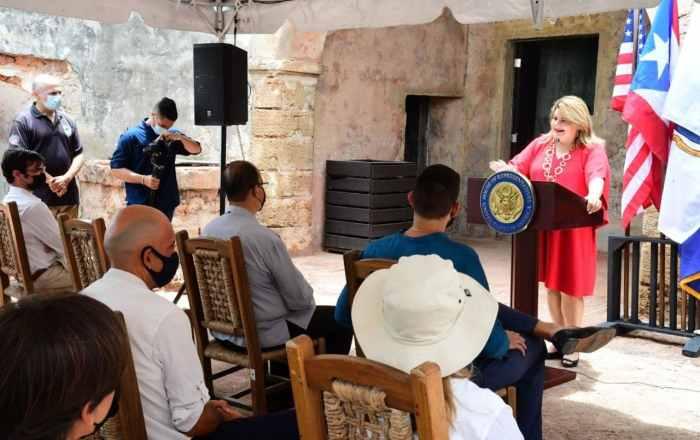 Pasa a votación medida para preservar el Fortín de San Gerónimo