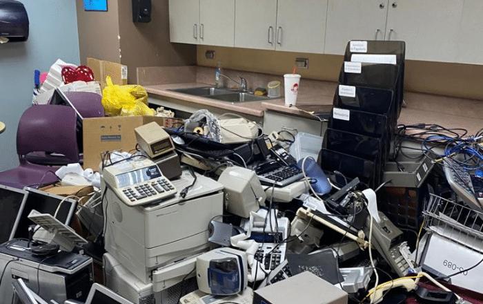 Saquean las oficinas del sistema de retiro de la AEE