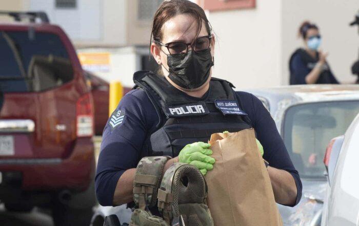 Arrestan a dos hombres en posesión de drogas en Salinas