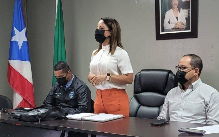 """Alcaldesa de Salinas: """"que se exprese Recursos Naturales"""""""