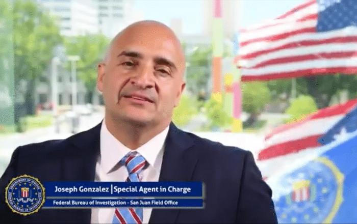 Nuevo jefe del FBI para Puerto Rico