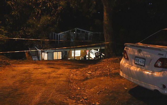 Tragedia familiar en Villalba: asesina hijo e hiere de bala a esposa