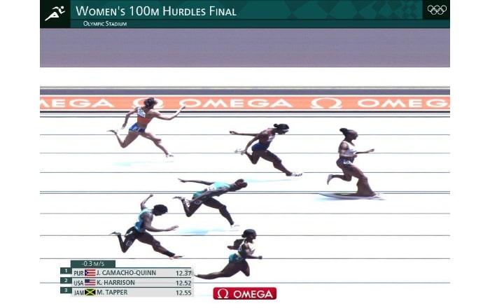 Jasmine Camacho gana medalla ORO en Tokio 2020
