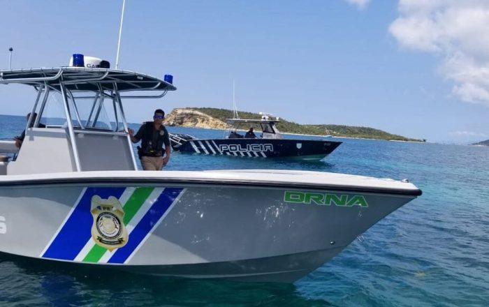 Interceptan embarcación con indocumentados en Cabo Rojo