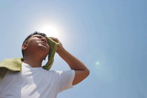 Ola de calor alcanzaría los 107 grados