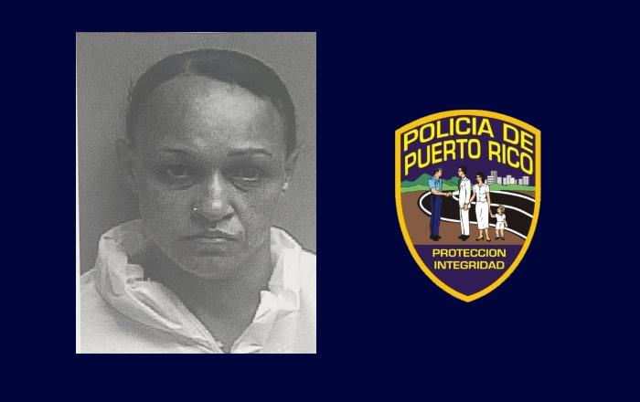 Mujer va a la cárcel por dar cuchilladas a su padre