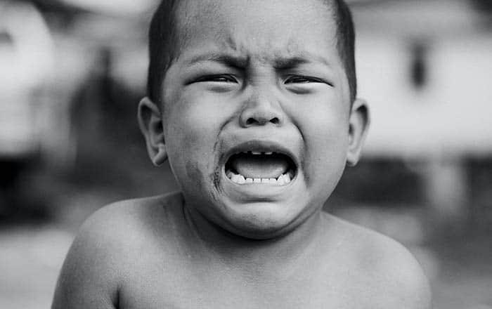 """""""El Gobierno no puede garantizar la vida y la protección de los menores"""""""