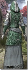 Abah's Watch Robe - Female Back
