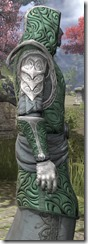 Abah's Watch Robe - Male Close Side