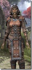 Akaviri Rawhide - Female Close Front