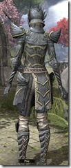 Ancient Elf Iron - Female Back