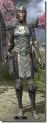 Ancient Elf Iron - Female Front