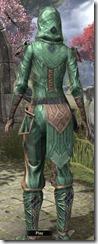 Ancient Orc Homespun Shirt - Female Back