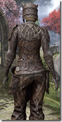 Ancient Orc Rawhide - Female Close Back