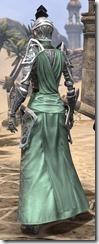 Apostle Homespun - Female Robe Back