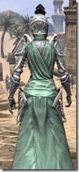 Apostle Homespun - Female Robe Close Back