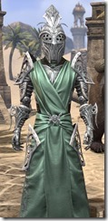 Apostle Homespun - Male Robe Close Front