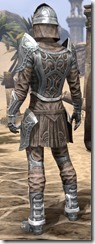 Apostle Rawhide - Male Back