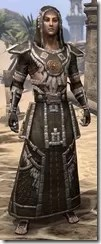 Argonian Cotton - Male Robe Front