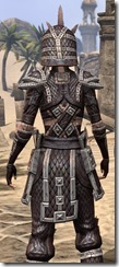 Argonian Full-Leather - Female Close Rear