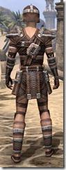 Argonian Hide - Male Rear