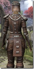 Argonian Iron - Female Close Back