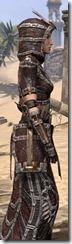 Argonian Spidersilk - Female Robe Close Side