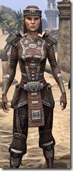 Argonian Steel - Female Close Front