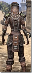 Argonian Steel - Female Close Rear