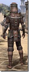 Argonian Steel - Male Rear