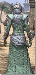 Ashlander Homespun - Female Robe Close Back