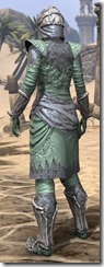 Ashlander Homespun - Female Shirt Back