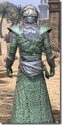 Ashlander Homespun - Male Robe Close Back