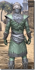 Ashlander Homespun - Male Shirt Close Back