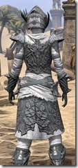 Ashlander Iron - Female Close Back