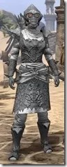 Ashlander Iron - Female Front