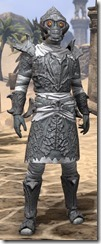 Ashlander Iron - Male Front