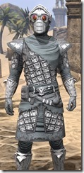 Ashlander Rawhide - Male Close Front