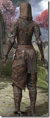 Assassin League - Female Back