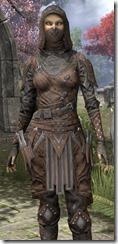 Assassin League - Female Close Front