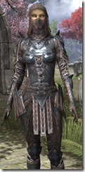Assassin League Iron - Female Close Front