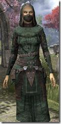 Assassins League Robe - Female Close Front